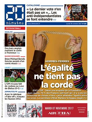 20 Minutes France n°3201 30 oct 2017