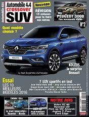 Automobile Revue SUV 4x4 n°2 jun/jui 2016