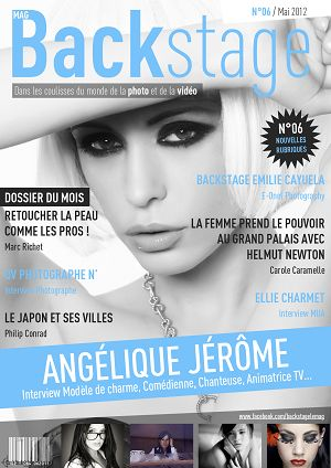 BS Backstage Mag n°6 mai 2012