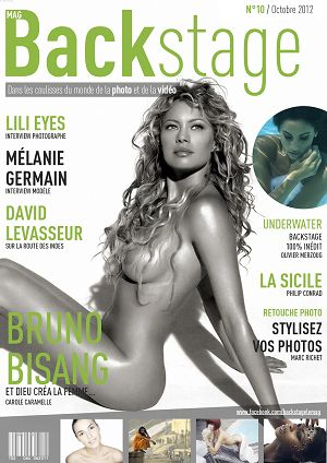 BS Backstage Mag n°10 octobre 2012