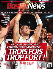Basket News n°609 21 jun 2012