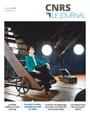 CNRS Le Journal n°301 sep/oct/nov 2020