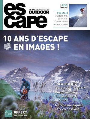 Escape n°50 mai/jun/jui 2014