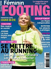 Féminin Footing n°4 mai/jun/jui 2015