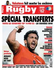 France Rugby n°4 mai/jun/jui 2016