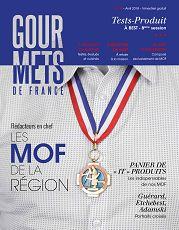Gourmets de France n°26 avr/mai/jun 2018