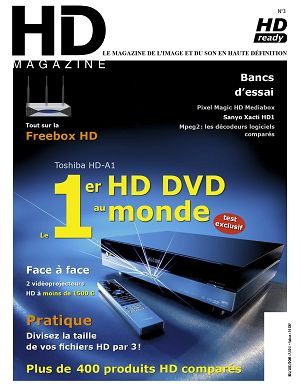 HD Magazine n°3 mai/jun/jui 2006