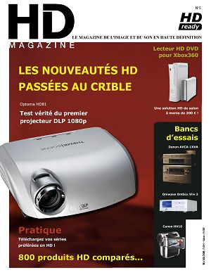 HD Magazine n°5 nov-déc 06/jan 2007