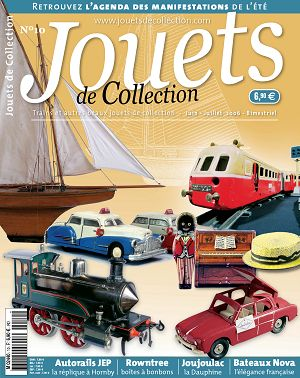 Jouets de Collection n°10 jun/jui 2006