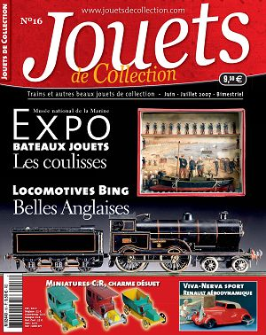 Jouets de Collection n°16 jun/jui 2007