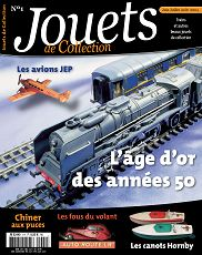 Jouets de Collection n°1 jun/jui/aoû 2004