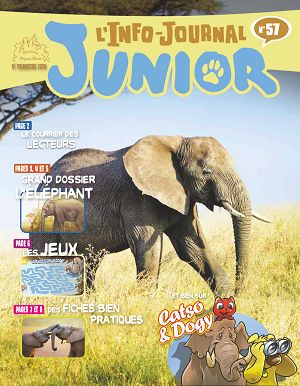 L'Info-Journal Junior n°57 oct/nov/déc 2018