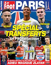 Le Foot Paris Magazine n°8 jun/jui 2016