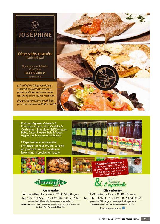 Le Petit Gourmet N56 Septembre 2016 000 EUR