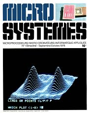 Micro Systèmes n°1 sep/oct 1978