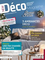New Déco Magazine n°27 déc 13/jan 2014