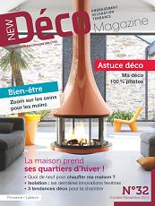New Déco Magazine n°32 oct/nov 2014