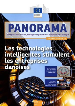 Panorama Inforegio n°70 sep/oct/nov 2019