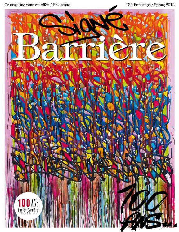 Signé Barrière n°2 maravrmai 2012 Page 72 73 Signé