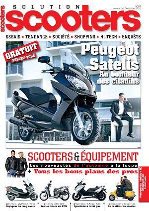 Solution Scooters n°20 nov/déc 2012