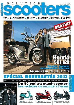 Solution Scooters n°21 jan/fév 2013