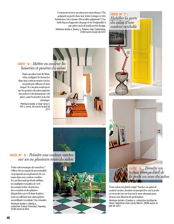 Spécial Déco N12 Avrmaijun 2016 Page 46 47 Spécial