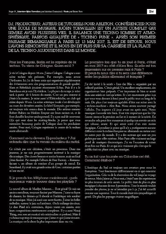 Star Wax n°45 déc 17/jan-fév 2018 - Page 18 - 19 - Star Wax