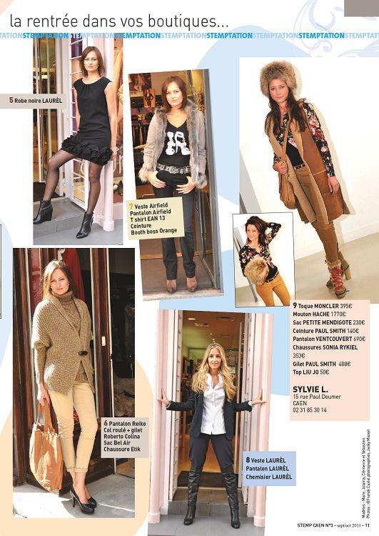 Stemp Caen n°3 sep oct 2011 - Page 8 - 9 - Stemp Caen n°3 sep oct ... f7cb7b0c2816