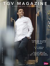 TGV Magazine n°163 avril 2014
