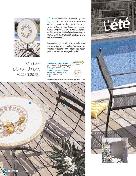 Truffaut Magazine n°30 avr/jun 2006 - Page 44 - 45 ...