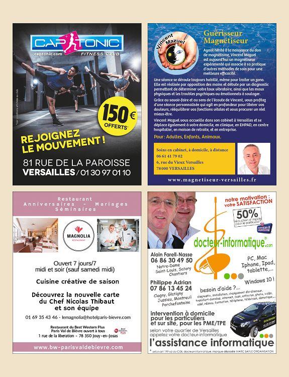 Versailles Magazine N2015 3 Mars